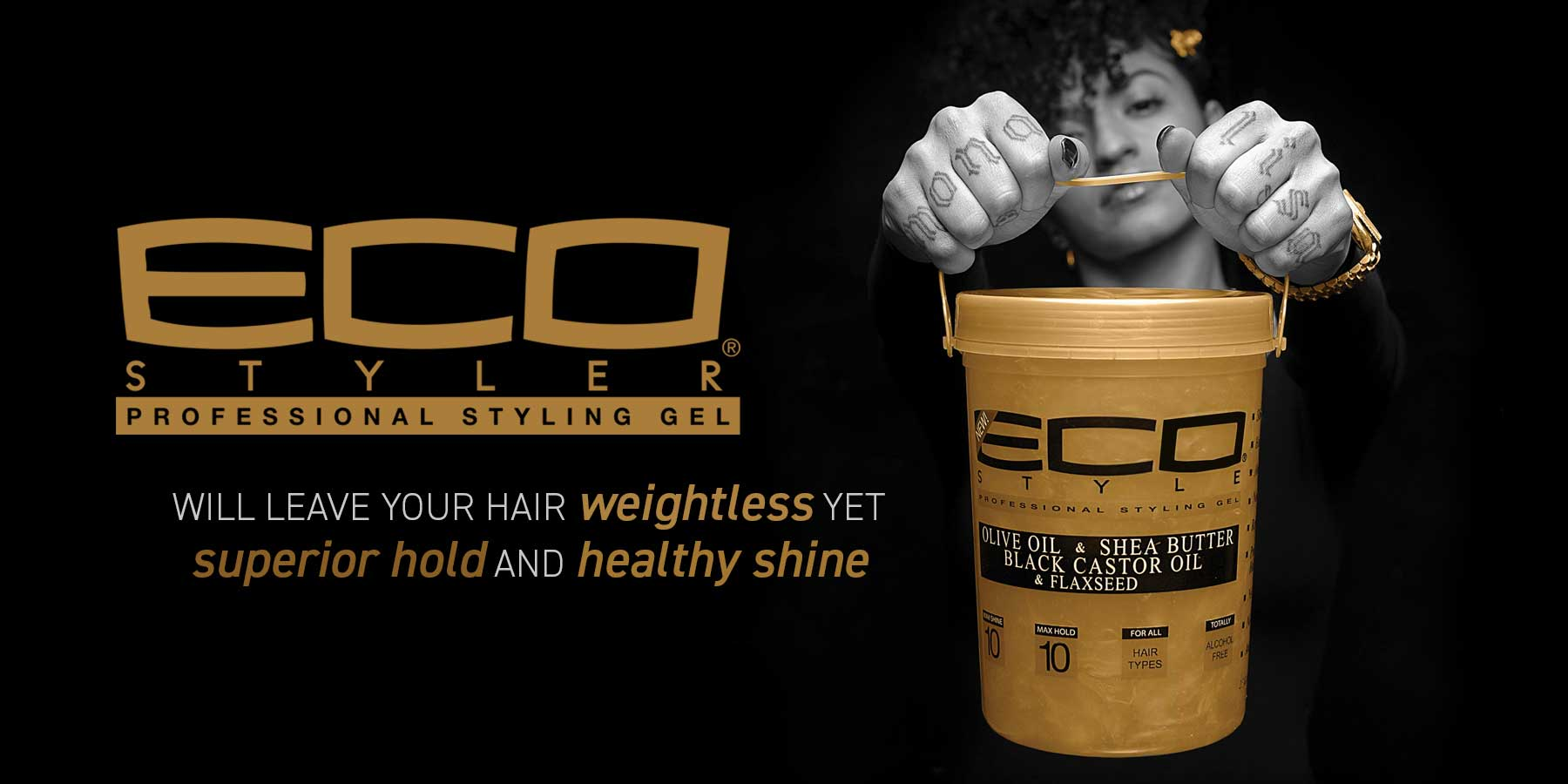Eco Styler Gold