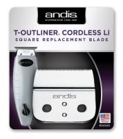 Andis Blade T-out C/less Squar