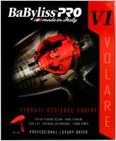 Babyliss N/t Dryer Volare V1 R