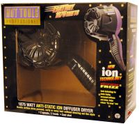 Hot Tool Dryer Ion Diffuser