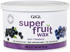 Gigi Wax Super Fruit Aca+blueb