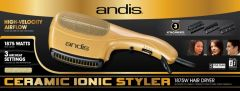 Andis Dryer Side Styler Gold