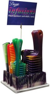 Diane Infusions Combs Display