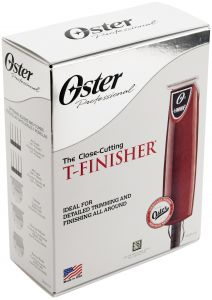 Oster Trimmer T-finisher