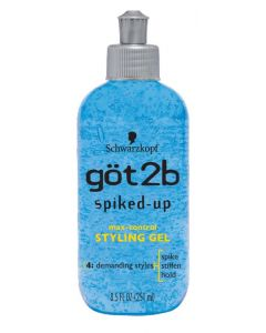 GOT 2 B SPIKED UP STYLE GEL