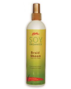 ELENTEE SOY BRAID SHEEN SPRAY