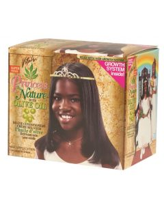 Princess By Nature Olive Oil No Lye Relaxer [super]