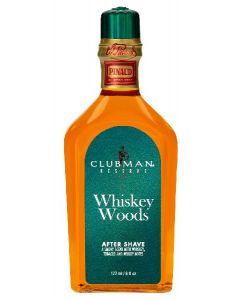 CMAN PN AFT SHAV WHISKEY WOODS