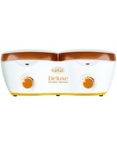 GIGI WARMER DELUXE DOUBLE WAX