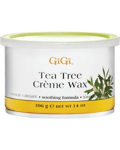 Gigi Wax Tea Tree Creme