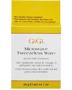 GIGI WAX MICRO WAVE TWEEZELESS
