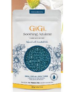 GIGI WAX BEADS SOOTHING AZULEN