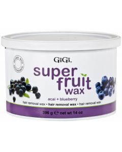 GIGI WAX SUPER FRUIT ACA+BLUEB