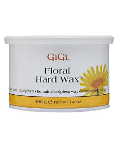 GIGI WAX FLORAL HARD
