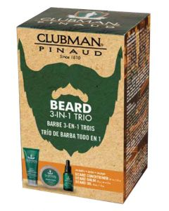 CMAN PN S&B BEARD 3-IN-1 TRIO