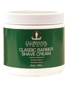 Clubman Pinaud Barber Shave Cream