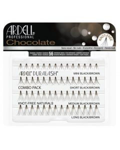 Ardell Chocolate Combo Knot-Free Naturals