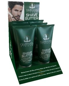 CMAN PN SHAVE BUTTER 6PC DISPL