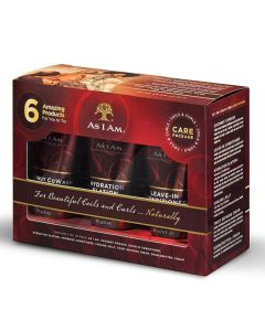 AS I AM COILS & CURLS PRE PACK