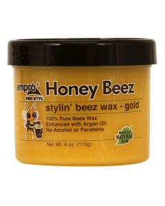 AMPRO HONEY BEEZ WAX [GOLD]