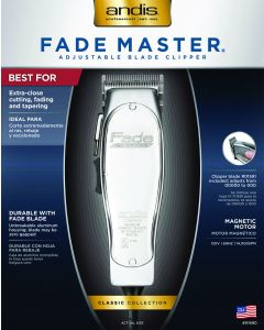 ANDIS CLIPPER FADEMASTER ML