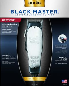 ANDIS CLIPPER IMP MASTER BLK ML
