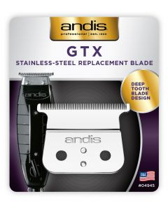 ANDIS BLADE T-OUT DEEP STAINLE DTO
