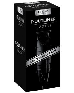 Andis Trimmer T-outln Blackout