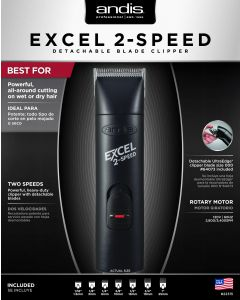ANDIS CLIPPER EXCELL 2-SPEED BGC2