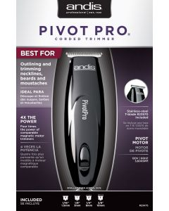 ANDIS TRIMMER PIVOT PRO