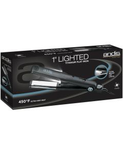 ANDIS TITAN F/IRON LIGHTED
