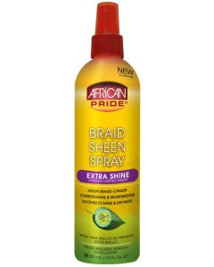 African Pride Braid Sheen [Extra Shine]