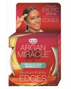 African Pride Argan Edges