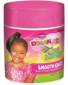 African PrideDream Kids Olive Miracle Smooth Edges