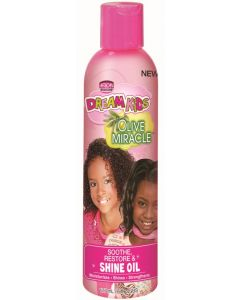 African Pride Dream Kids Olive Miracle] Shine Oil