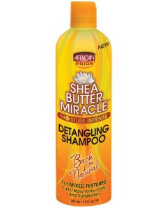 African Pride Shea Butter Miracle Shampoo