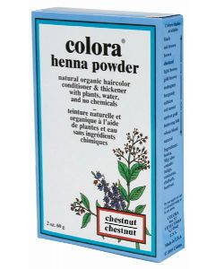 COLORA HENNA POWDER [CHESTNUT]