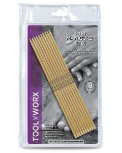 TWX MANICURE STICKS 6PC/PK