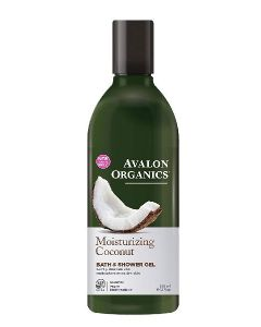 AVALON MOIST COCONUT BATH GEL