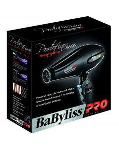 Babyliss Nano Titanium Portofino Full-size Dryer (Black)