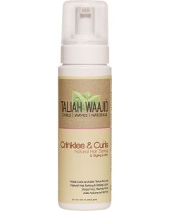 Taliah Waajid Crinkles & Curls Natural Hair Setting & Styling Lotion
