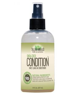 Taliah Waajid Shea-Coco Daily Leave-in Conditioner