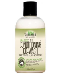 Taliah Waajid Shea-Coco 2-in-1 Conditioning Co-Wash