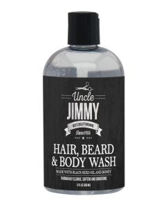 UNCLE JIMMY HAIR/BEARD WASH