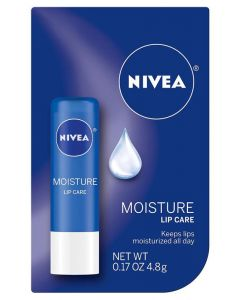 NIVEA LIP BALM MOIST ESSENT 6D