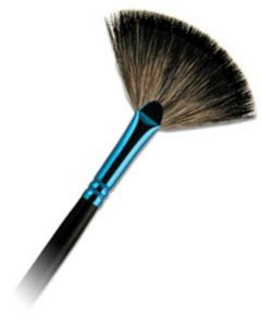 MASTER PRO BRUSH FINISHING FAN