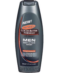 PALMERS CB MEN BODY&FACE WASH