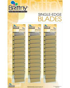 BR SINGLE EDGE BLADE 36PK(5/PK
