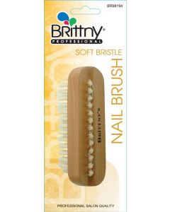 BR NAIL BRUSH SOFTY BRISTLE