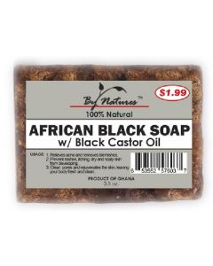 BYN BLACK SOAP BLACK CASTOR